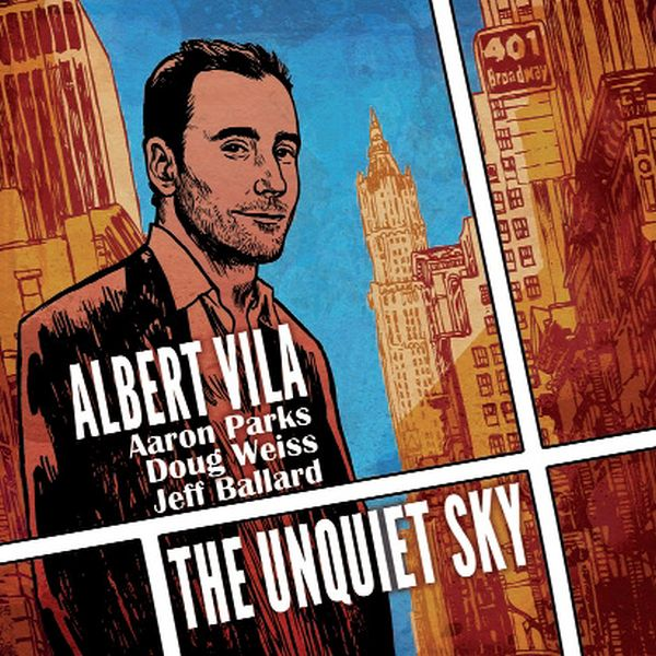 Albert Vila / The Unquiet Sky
