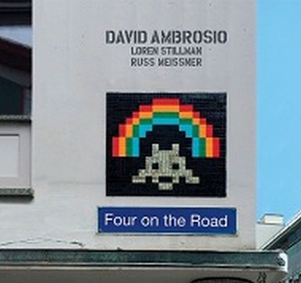 David Ambrosio Trio / Four On The Road