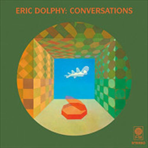 CONVERSATIONS (ジャズCD) / ERIC DOLPHY