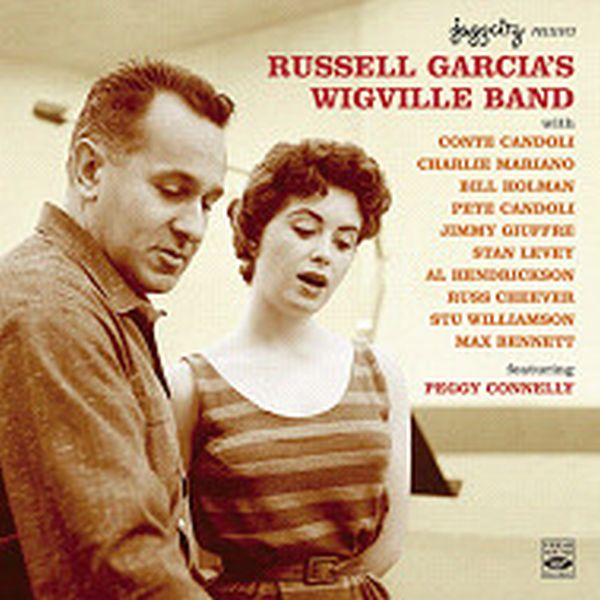 Russell Garcia'S Wigville Band Feat.Peggy Connelly (ジャズCD) / Russell Garcia