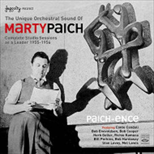 PAICH-ENCE:COMPLETE RECORDINGS AS A LEADER 1955-1956-THE UNIQUE / MARTY PAICH