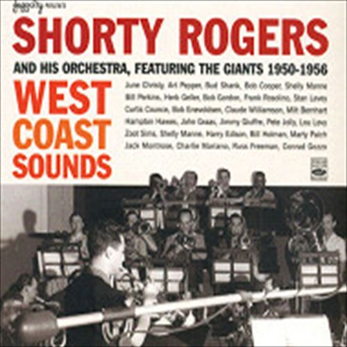 WEST COAST SOUNDS(2CD) (ジャズCD) / SHORTY ROGERS AND HIS ORCHESTRA