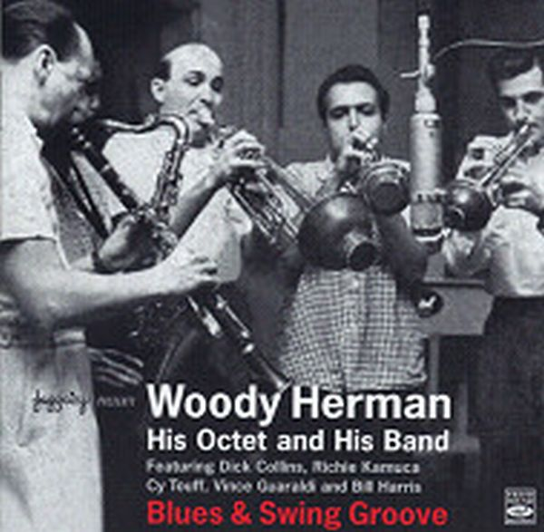 BLUES&SWING GROOVE (ジャズCD) / WOODY HERMAN HIS OCTET AND HIS BAND