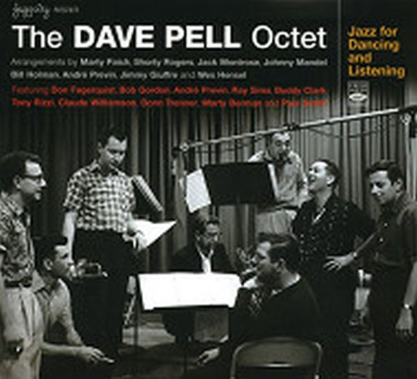 JAZZ FOR DANCING AND LISTENING(2CD) (ジャズCD) / DAVE PELL OCTET