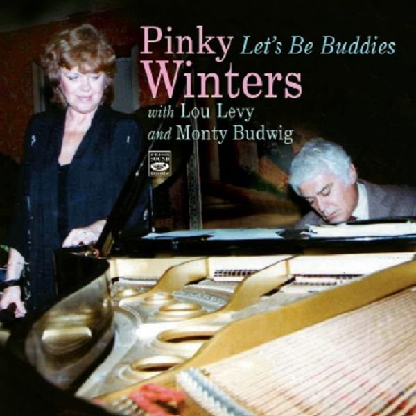 PINKY WINTERS / LET'S BE BUDDIES