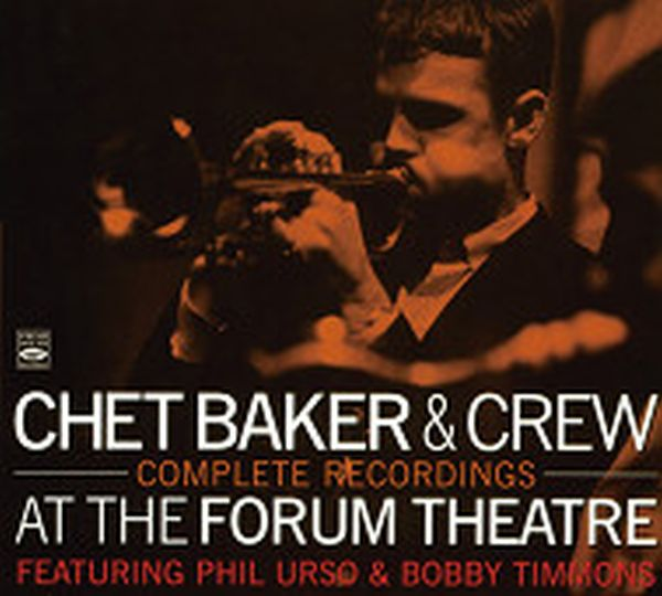 COMPLETE RECORDINGS-AT THE FORUM THEATRE(2CD+BOOKLET) (ジャズCD) / CHET BAKER & CREW