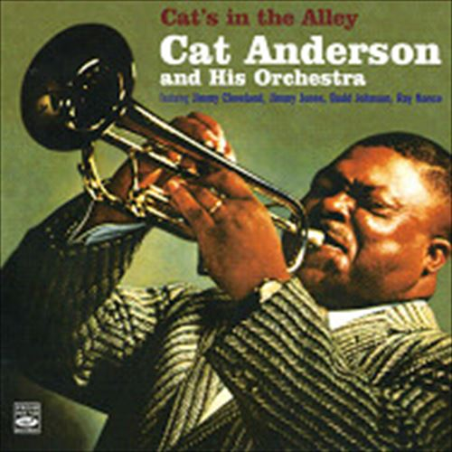 CAT ANDERSON AND HIS ORCHESTRA / CAT'S IN THE ALLEY (ジャズCD)