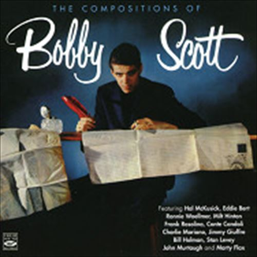 THE COMPOSITIONS OF BOBBY SCOTT (ジャズCD)