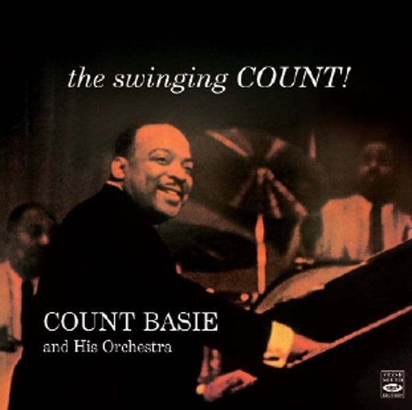 Count Basie And His Orchestra / The Swinging Count (ジャズCD)