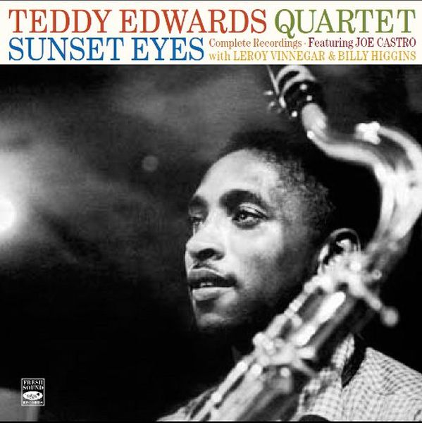 Teddy Edwards Quartet / Sunset Eyes(2CD) (ジャズCD)