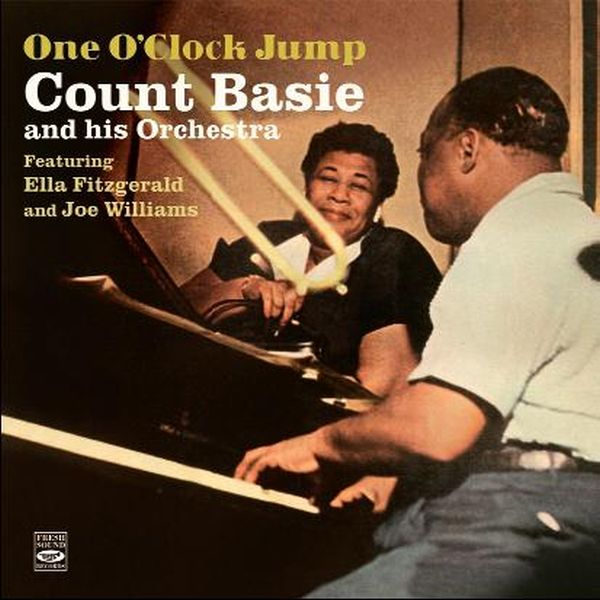 One O'Clock Jump (ジャズCD) / Count Basie And His Orchestra Featuring Ella Fitzgerald And Joe Williams