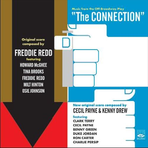ORIGINAL SCORE COMPOSED BY FREDDIE REDD NEW ORIGINAL SCORE BY CECIL PAYNE AND KENNY DREW / MUSIC FROM THE OFF-BROADWAY PLAY