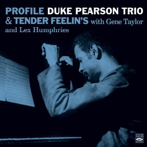 DUKE PEARSON TRIO / PROFILE & TENDER FEELIN'S (ジャズCD)
