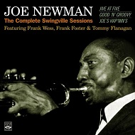 JOE NEWMAN FEATURING FRANK WESS, FRANK FOSTER & TOMMY FLANAGAN / THE COMPLETE SWINGVILLE SESSIONS(2CD) (ジャズCD)