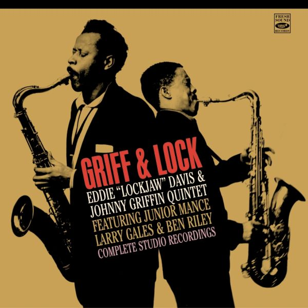 Eddie 'Lockjaw' Davis & Johnny Griffin Quintet / Complete Studio Recordings 1960-1961(2CD)(ジャズCD)