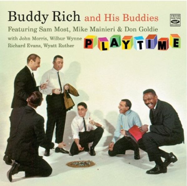 BUDDY RICH AND HIS BUDDIES / PLAYTIME(2CD) (ジャズCD)