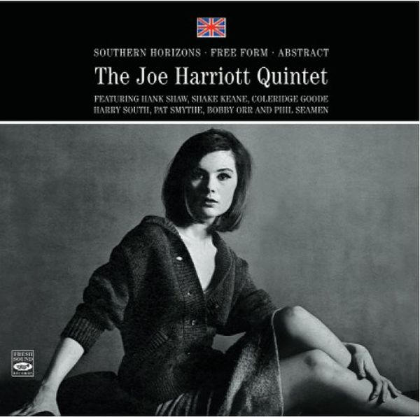 The Joe Harriott Quintet / Southern Horizons / Free Form / Abstract(2CD)
