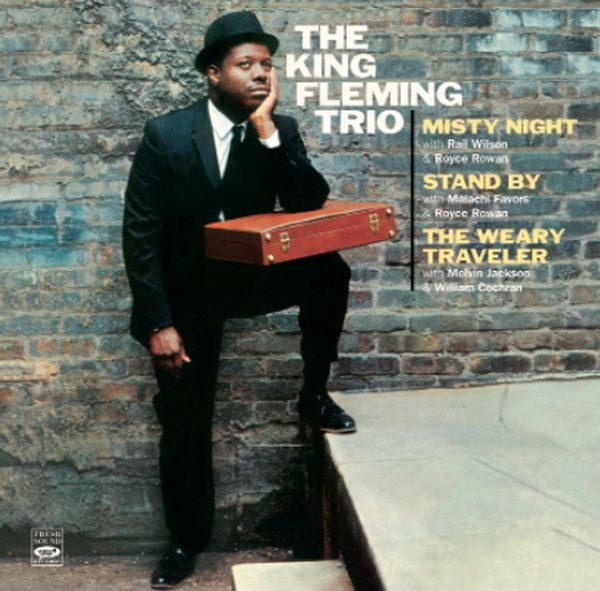 King Fleming Trio / Misty Night / Stand By / The Weary Traveler(2CD)(ジャズCD)