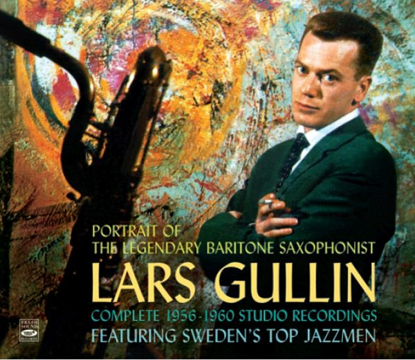 LARS GULLIN / COMPLETE 1956-1960 STUDIO RECORDINGS feat. SWEDEN'S TOP JAZZ(4CD