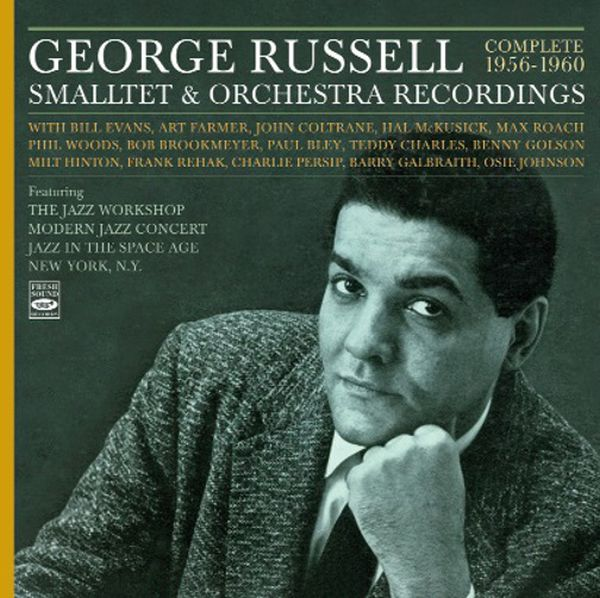 GEORGE RUSSELL SEXTET & SEPTET / COMPLETE 1956-1960 SMALLTET & ORCHESTRA RECORDINGS(2CD)(ジャズCD)