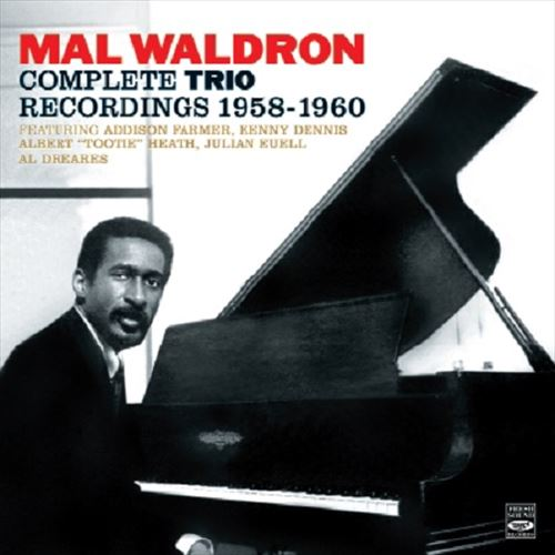 MAL WALDRON / THE COMPLETE TRIO RECORDINGS 1958-1960(2CD)
