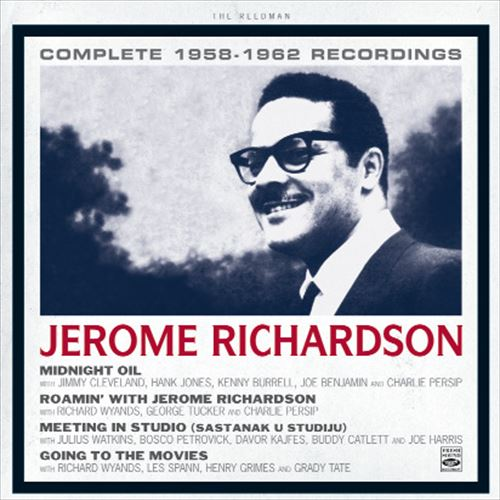 Jerome Richardson / Complete 1958-1962 Recordings (2CD)