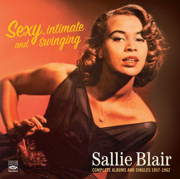 SALLIE BLAIR / COMPLETE ALBUMS AND SINGLES 1957-1962 (2CD)