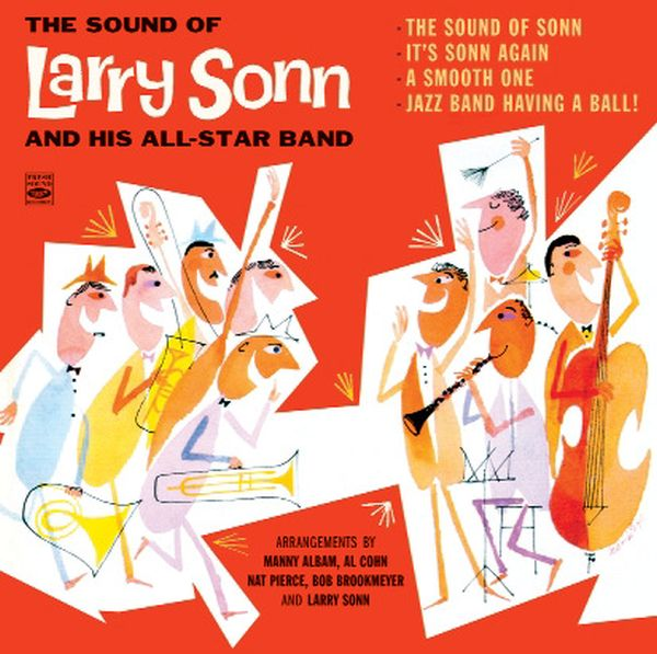 Larry Sonn / The Sound Of Larry Sonn & His All-Star Band (2CD)