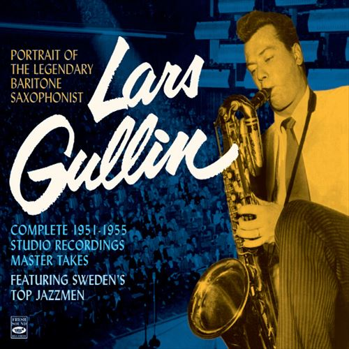 Lars Gullin / Complete 1951-1955 Studio Recordings・Master Takes(4CD)