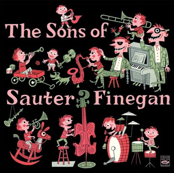 THE SONS OF SAUTER-FINEGAN / THE SONS OF SAUTER-FINEGAN
