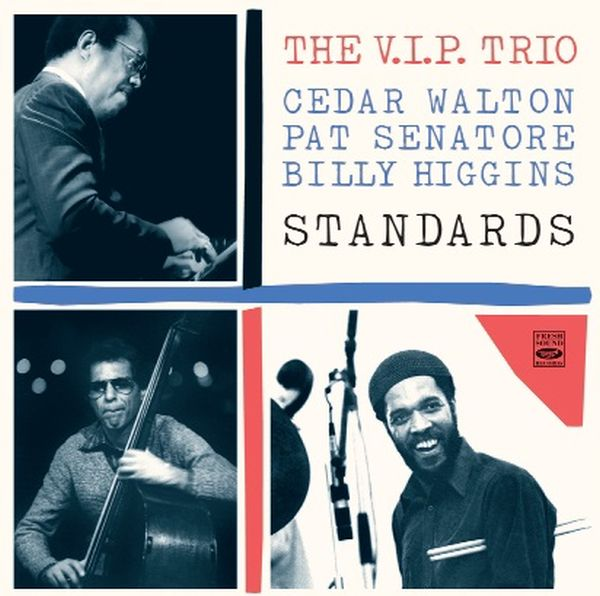 THE V.I.P. TRIO / STANDARDS