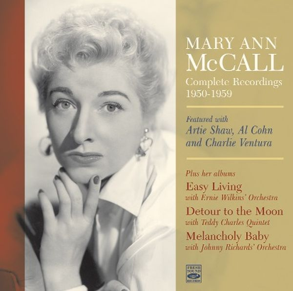 Mary Ann Mccall / Complete Recordings 1950-1959(2CD)