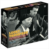 LUCKY THOMPSON / COMPLETE PARISIAN SMALL GROUP SESSIONS 1956-1959(4CD+32Pブックレット)