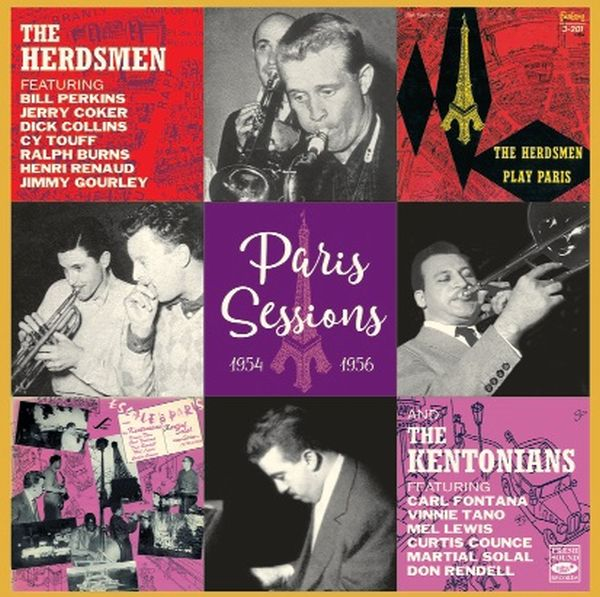 PARIS SESSIONS 1954 & 1956(2CD)