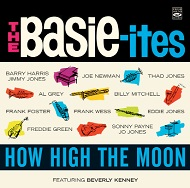 BASIE-ITES / HOW HIGH THE MOON FEAT. BEVERLY KENNEY
