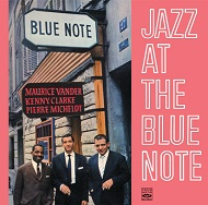 MAURICE VANDER, PIERRE MICHELOT, KENNY CLARKE / JAZZ AT THE BLUE NOTE