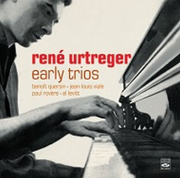 RENE URTREGER / EARLY TRIOS 1954-1957