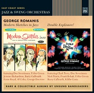 George Romanis / East Coast Series Jazz & Swing Orchestras