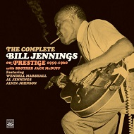 Bill Jennings / The Complete Bill Jennings On Prestige 1959-1960 (2 Lp On 1 Cd)