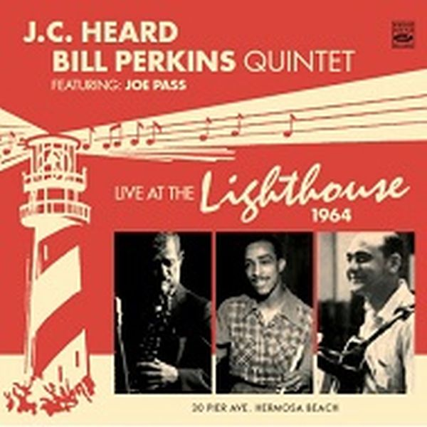 J.C. Heard & Bill Perkins / Live At The Lighthouse 1964