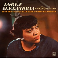 Lorez Alexandria / On King 1957-1959 Plus Her 1954-1956 Blue Lake & Chess Recording