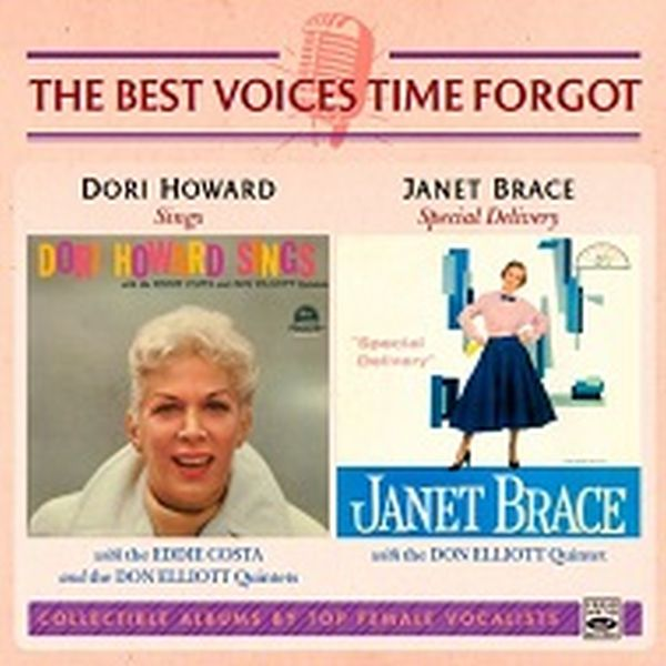 Dori Howard & PJanet Brace / The Best Voices Time Forgot