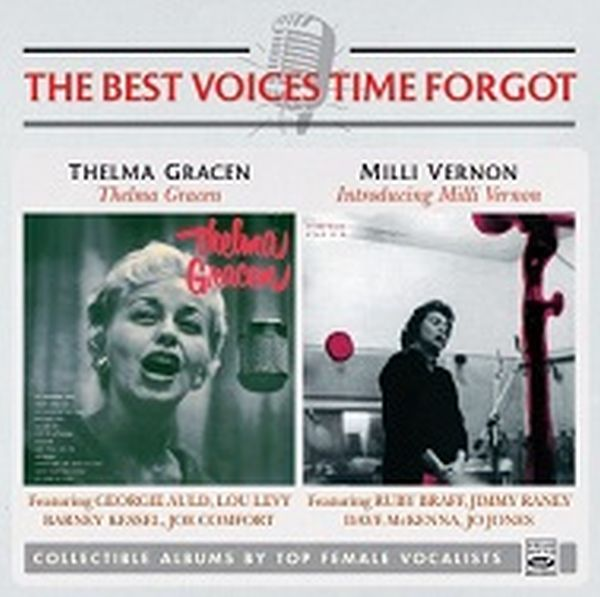 Thelma Gracen & Milli Vernon / Thelma Gracen & Introducing Milli Vernon (2 Lp On 1 Cd)