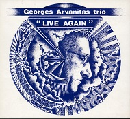 GEORGES ARVANITAS TRIO / LIVE AGAIN(2CD)