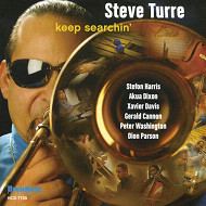 STEVE TURRE / KEEP SEARCHIN' (ジャズCD)