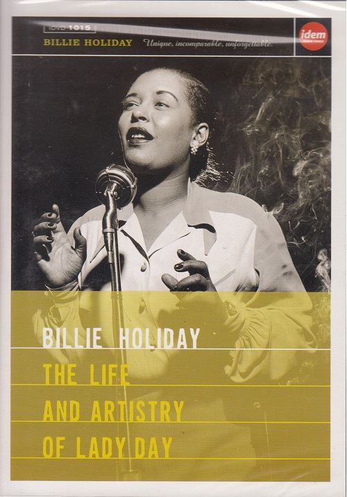 BILLIE HOLIDAY / THE LIFE AND ARTISTRY OF LADY DAY (ジャズDVD)
