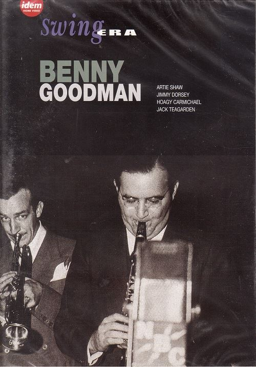 Benny Goodman / Swing Era (ジャズdvd)