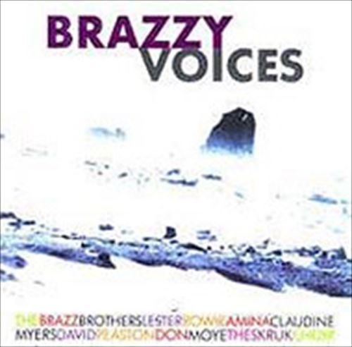 BRAZZ BROTHERS - BRAZZY VOICES - CD