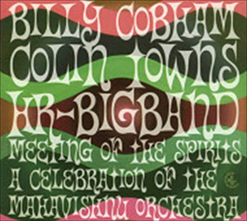BILLY COBHAM COLOR TOWNS HR BIGBAND - MEETING OF THE SPIRITS - CD