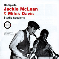 COMPETE STUDIO SESSIONS-1931-2006 MEMORIAL EDITION (ジャズCD) / JACKIE MCLEAN & MILES DAVIS